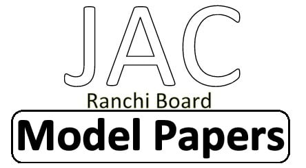 JAC 10th Model Papers 2021