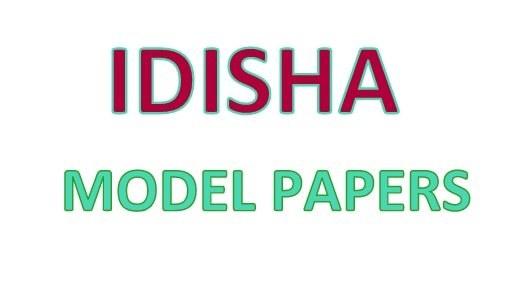 Odisha 10th Model Papers 2019