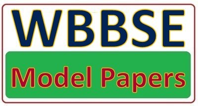 WBBSE Model Papers 2019