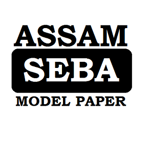 SEBA HSLC Model Papers 2020, Assam 10th Question Paper 2020