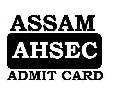 Assam 12th Admit Card 2019