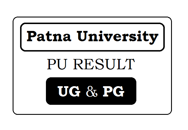 Patna University Degree Result 2021