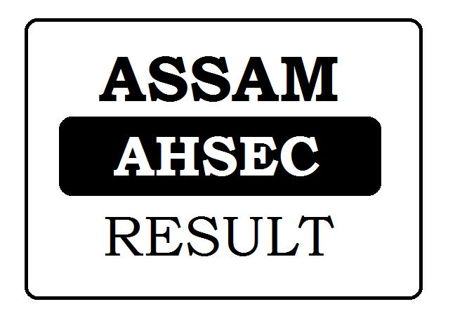 Assam HS Results 2021