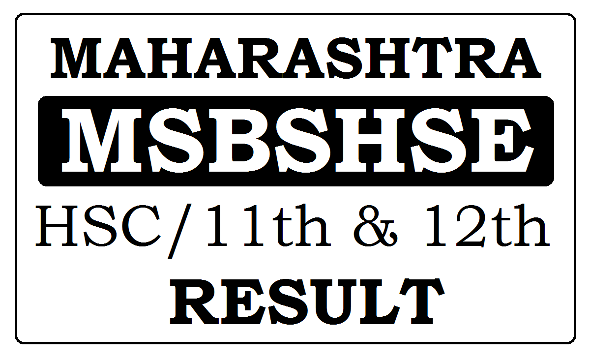 Maha Board 12th Results 2020