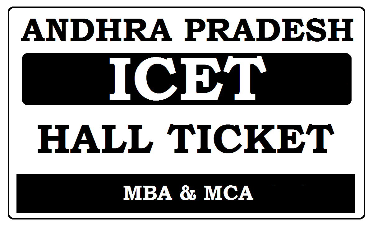 AP ICET Hall Ticket 2021