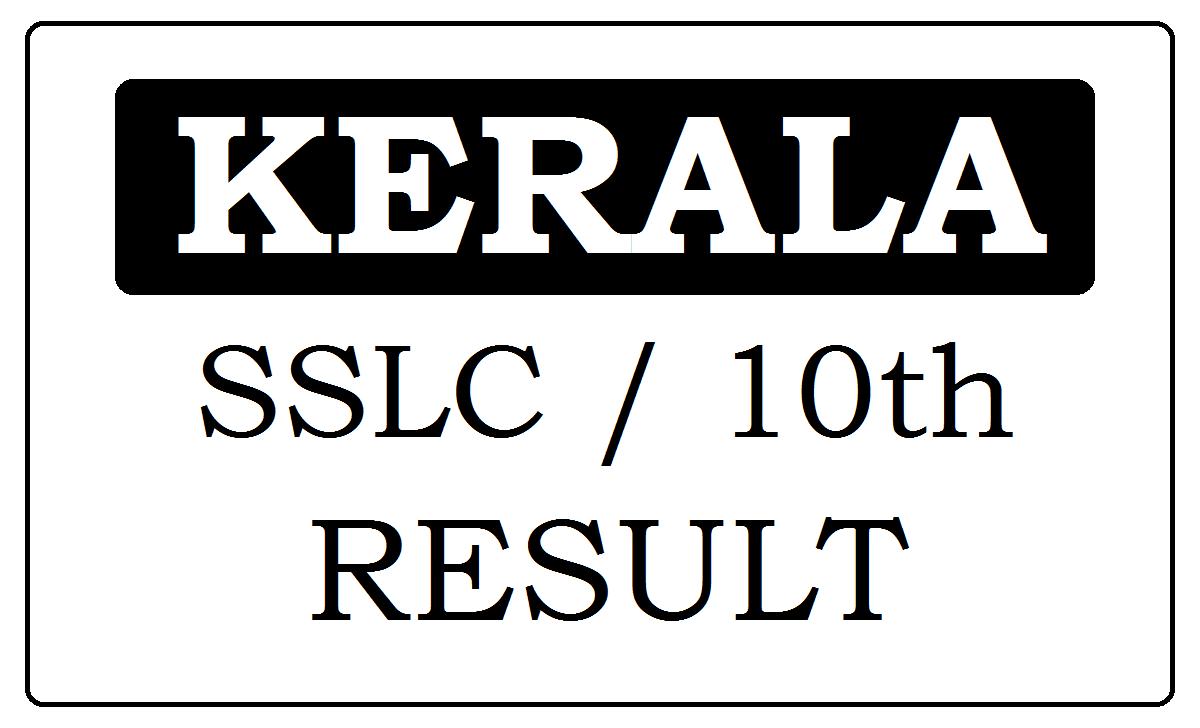 Kerala SSLC Result 2022