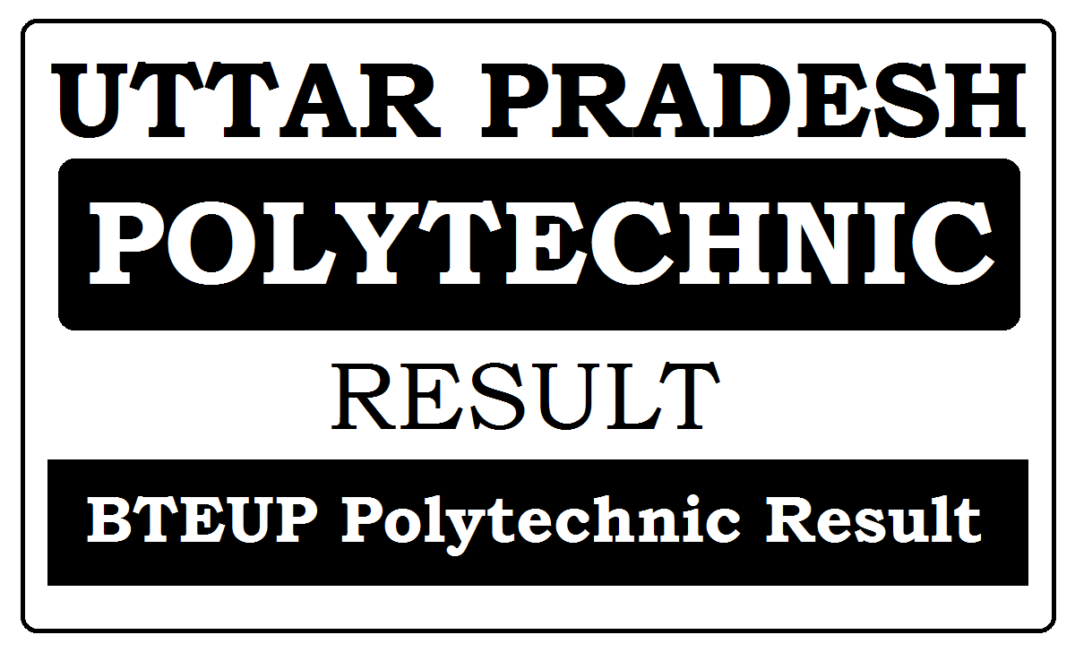 UP Polytechnic Results 2021