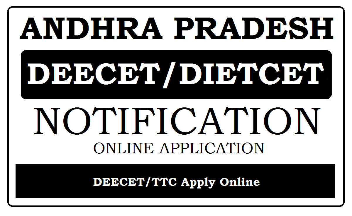 AP DEECET Notification 2021