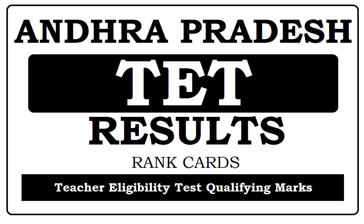 Manabadi AP TET Results 2020