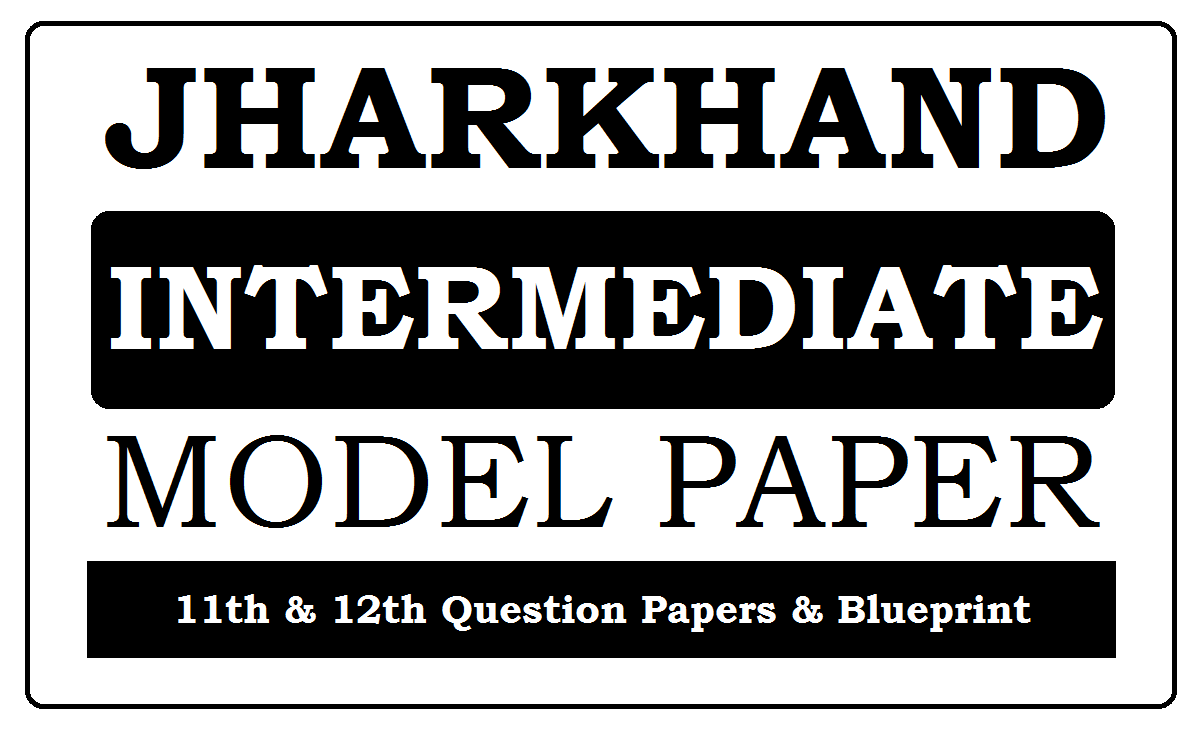 JAC Intermediate Model Paper 2020