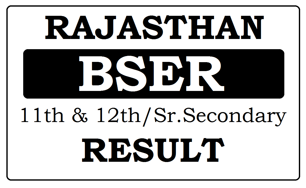 BSER 12th Results 2020