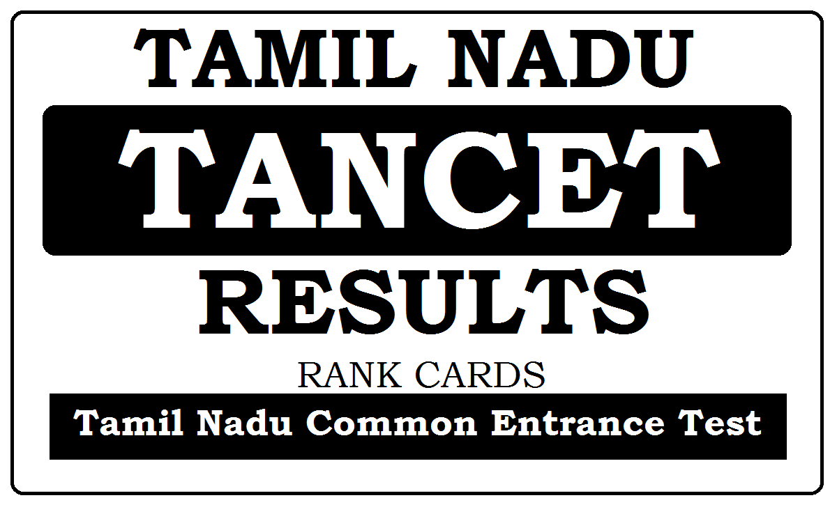 TANCET Results 2021